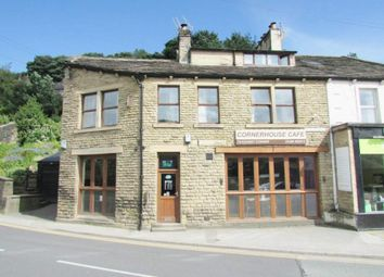 Thumbnail Restaurant/cafe for sale in 4 Station Road, Holmfirth