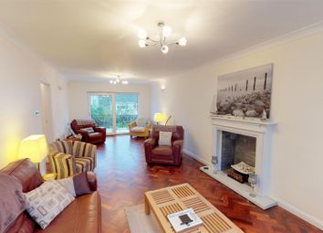 Thumbnail 4 bed detached house for sale in Orchard Close, Wenvoe, Cardiff