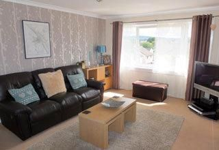 Thumbnail 2 bed flat to rent in Crammond Place, Perth