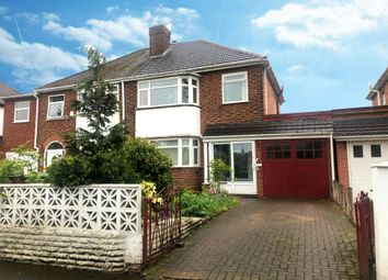 Thumbnail 3 bed semi-detached house to rent in Park Lane, Wolverhampton