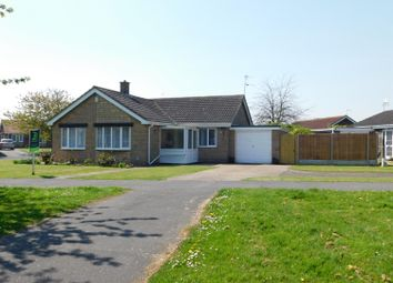 Thumbnail 3 bed detached bungalow for sale in Gleneagles Drive, Skegness