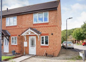 Thumbnail 2 bed end terrace house for sale in Ormonds Close, Bradley Stoke