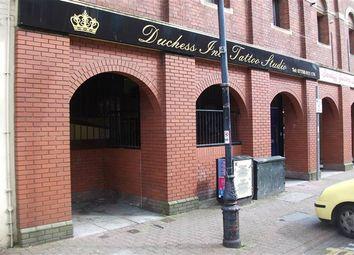 Thumbnail Retail premises to let in West Bute Street, Cardiff