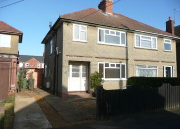 Thumbnail 3 bed semi-detached house to rent in Holyoake Road, Wollaston, Northamptonshire