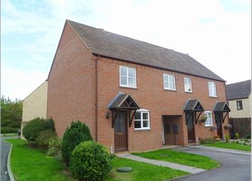 Thumbnail 2 bedroom end terrace house to rent in Snowshill Drive, Witney