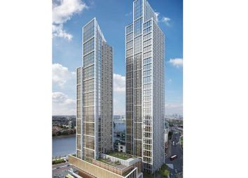 Thumbnail 1 bed property for sale in City Tower, 1 Nine Elms Lane, Wandsworth, Greater London.