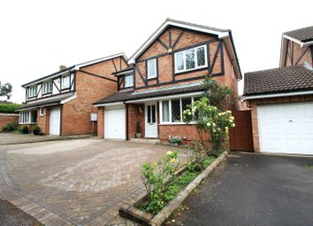 Thumbnail 4 bed detached house for sale in Skelmerdale Way, Earley, Reading, Berkshire