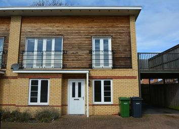 Thumbnail 2 bedroom property for sale in Baxter Close, Peterborough