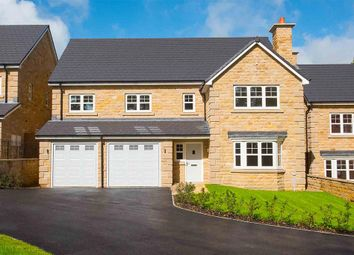 "Thumbnail 4 bed property for sale in ""The Balmoral"" at Bingley Road, Menston, Ilkley"