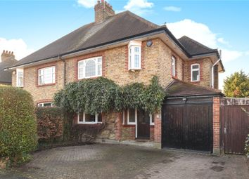Thumbnail 4 bedroom semi-detached house for sale in Elmbridge Drive, Ruislip, Middlesex