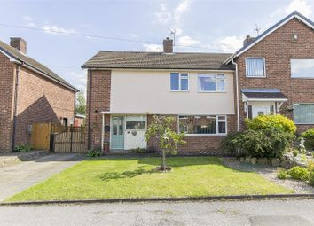 Thumbnail 3 bed semi-detached house for sale in Grampian Crescent, Loundsley Green, Chesterfield