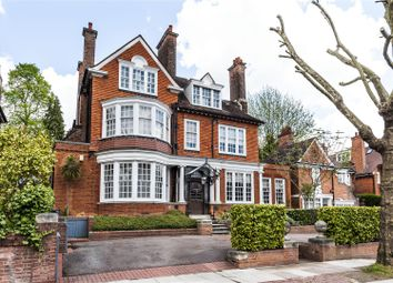 Thumbnail 8 bed property for sale in Ferncroft Avenue, Hampstead
