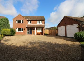Thumbnail 5 bedroom detached house for sale in Middle Road, Great Plumstead, Norwich