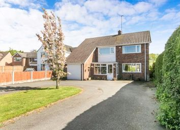 Thumbnail 4 bed detached house for sale in Vicarage Fields, Ruabon, Wrexham, Wrecsam
