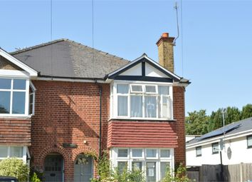 2 bed maisonette for sale in St Marys Road, Weybridge, Surrey KT13