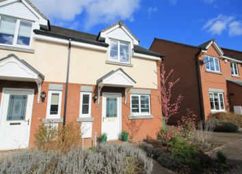 Thumbnail 2 bed semi-detached house for sale in Farndon Rise, Hereford