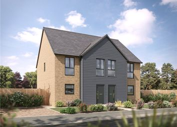 Thumbnail 3 bed semi-detached house for sale in Palmers Meadow, Bridport, Dorset