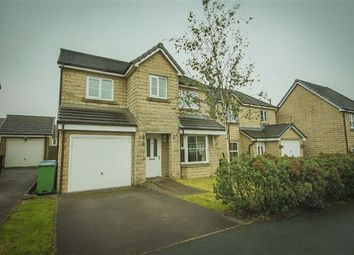 Thumbnail 4 bed detached house for sale in Fieldfare Way, Bacup, Lancashire