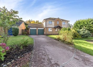 Thumbnail 4 bed detached house for sale in Tofthill Place, St Madoes, Perth