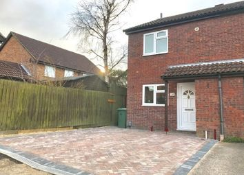 Thumbnail 2 bed property to rent in Mccartney Walk, Basingstoke