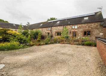 Thumbnail 3 bed barn conversion for sale in Armshead Road, Werrington, Stoke-On-Trent