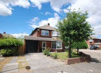 Thumbnail 3 bedroom semi-detached house for sale in Brinkburn Avenue, Gosforth, Newcastle Upon Tyne