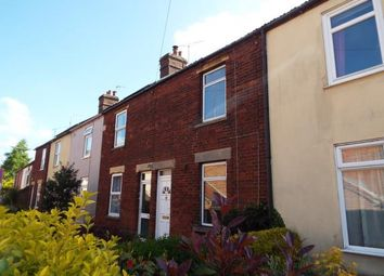 Thumbnail 2 bedroom terraced house for sale in Fakenham, Norfolk