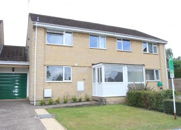 Thumbnail 3 bed semi-detached house for sale in Waveney Road, Keynsham