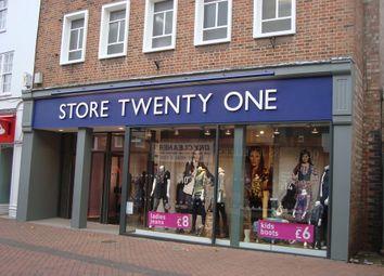 Thumbnail Retail premises to let in Bridge Street, Spalding