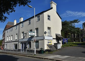 Thumbnail 1 bed flat for sale in St Davids Hill, Central Exeter