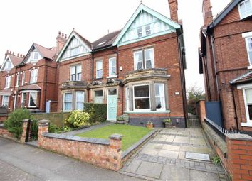 Thumbnail 5 bed semi-detached house for sale in Belper Road, Derby, Derby