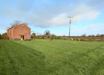 Thumbnail 4 bed barn conversion for sale in Green Lane, Audlem, Crewe