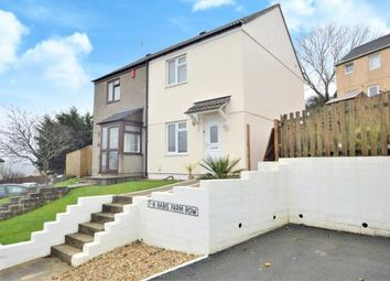 2 bed semi-detached house for sale in Babis Farm Row, Saltash, Cornwall PL12