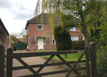 Thumbnail 3 bed semi-detached house to rent in High Street, Great Gonerby, Grantham