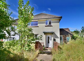 Thumbnail 3 bed semi-detached house for sale in Midhurst Rise, Brighton, East Sussex