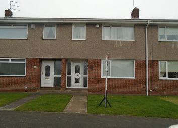 Thumbnail 3 bed terraced house to rent in Ogle Drive, Blyth