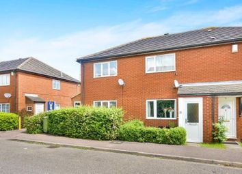 Thumbnail 2 bed terraced house for sale in Downland, Two Mile Ash, Milton Keynes