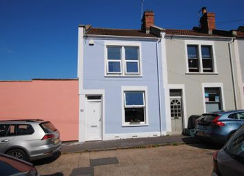 Thumbnail 2 bed end terrace house for sale in Merioneth Street, Victoria Park, Bristol