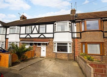 Thumbnail 3 bed terraced house for sale in Normandy Road, Worthing, West Sussex