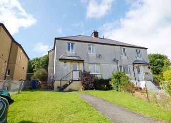 Thumbnail 4 bed semi-detached house for sale in Maes Llyfnwy, Talysarn, Caernarfon, Gwynedd