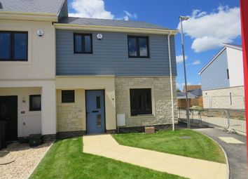 Thumbnail 3 bedroom end terrace house for sale in Holzwickede Court, Weymouth