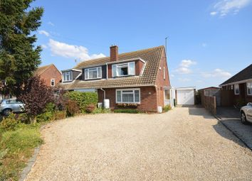 Thumbnail 2 bed semi-detached house for sale in Willis Road, Haddenham, Aylesbury
