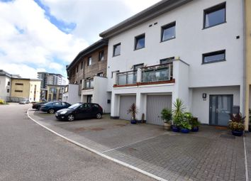Thumbnail 4 bedroom town house for sale in Maritime Quarter, Swansea