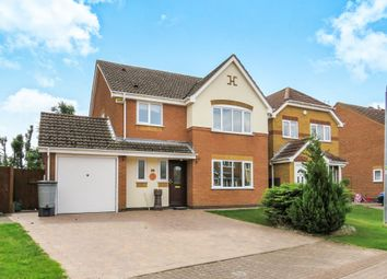 Thumbnail 4 bedroom detached house for sale in Maple Way, Cranfield, Bedford