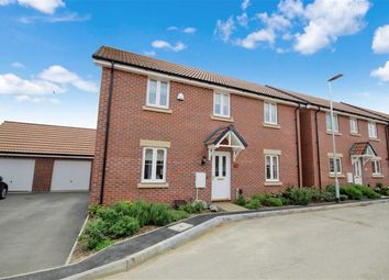 Thumbnail 4 bed detached house for sale in Shuter Grove, St Andrews Ridge, Swindon