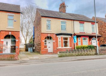 Thumbnail 3 bed semi-detached house for sale in Brooklands Flats, Broad Street, Crewe