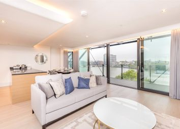 Thumbnail 2 bed flat to rent in Merano Residences, 30 Albert Embankment, Vauxhall, London