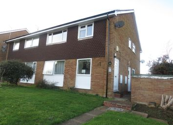 Thumbnail 2 bed maisonette for sale in Ilex Close, Hardingstone, Northampton