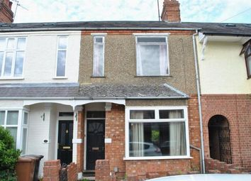 Thumbnail 3 bed terraced house for sale in Knights Lane, Kingsthorpe Village, Northampton