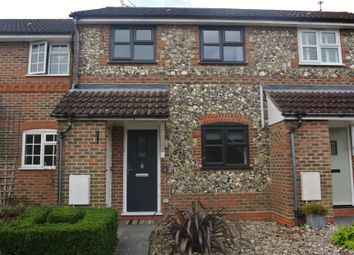 Thumbnail 3 bed terraced house to rent in Baywood Close, Farnborough